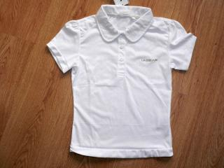 Tričko LA Gear  (Polo) (White)