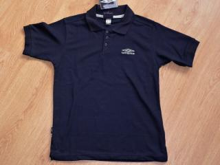Tričko Umbro Plain Polo (Navy)