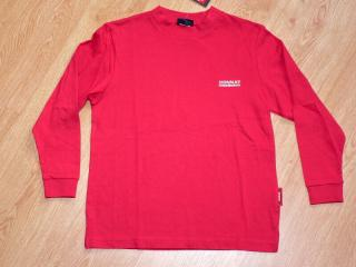 Triko Donnay Long Sleeve (Poppy Red)